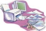 """Spotkanie informacyjne dla uczestników kursu komputerowego w ramach projektu """"E-możliwosci""""*"""