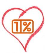 Podziękowanie dla  Darczyńców 1% podatku