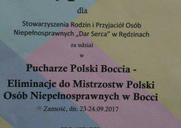 Dyplomy dla Daru Serca