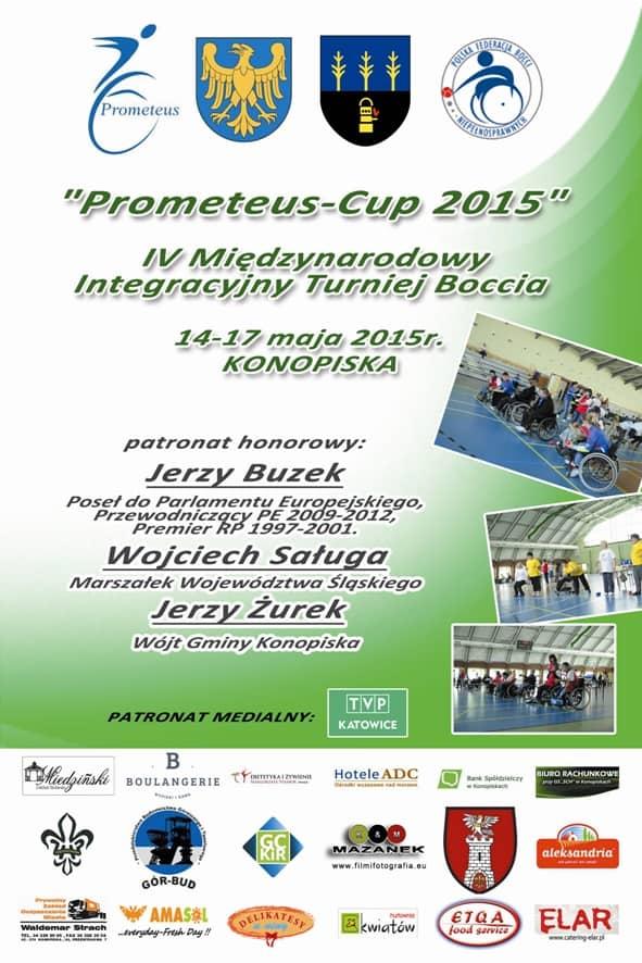 Prometeus Cup 2015