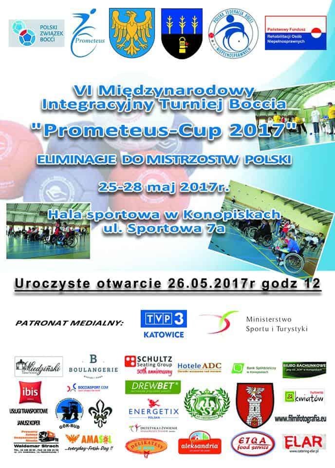 Prometeus-CUP 2017