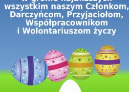 Życzenia Wielkanocne 2018